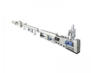 PP-R管材挤出机生产线